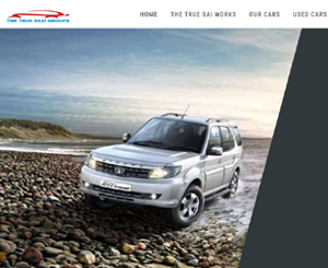 Car dealership-website